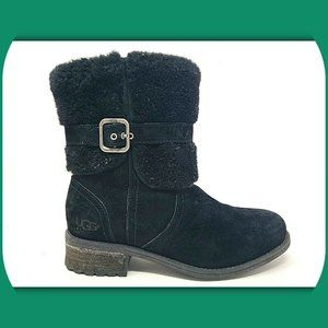 UGG Suede Leather Snow Winter Boots